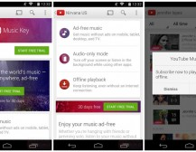 YouTube lanza MusicKey, servicio musical por suscripción